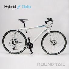 RoundTail® Hybrid // Delia